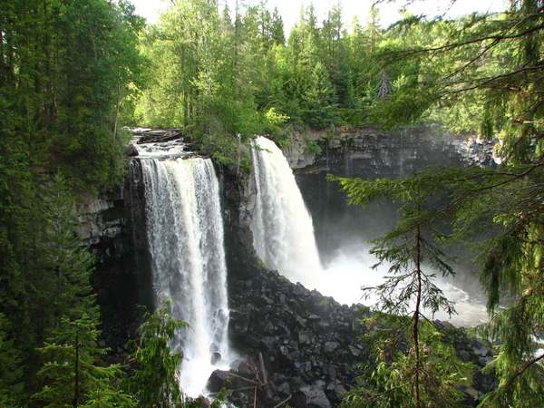 Canim Falls South Cariboo
