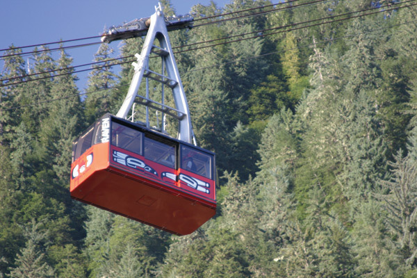 Goldbelt Mount Roberts Tramway