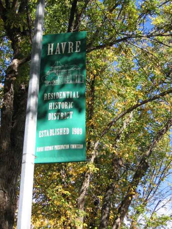 Havre-Historic-Districts