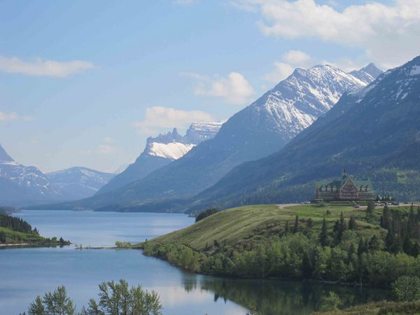 Waterton Lake Jeanne Aldrich
