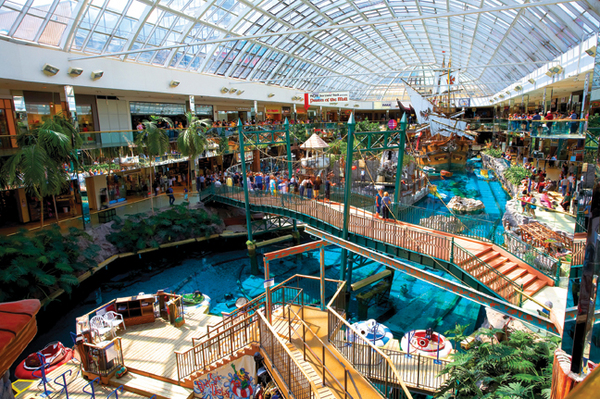 Edmonton Alberta Travel Mall