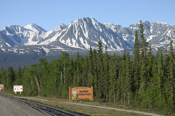 Haines Junction Yukon