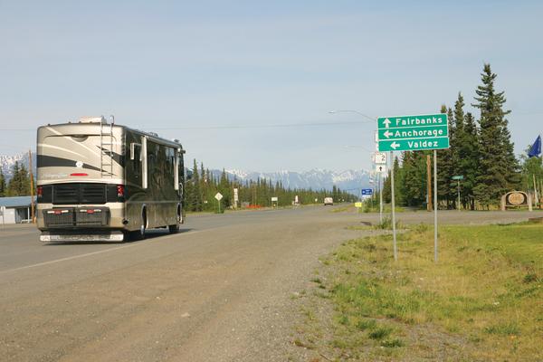 Alaska Travel Guide Ak Interior And More