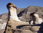 Drumheller Alberta Travel