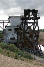 Fairbanks Alaska Gold Dredge No 8