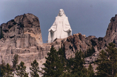 Our Lady of the Rockies Butte MT