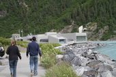 Portage Glacier Visitor Center